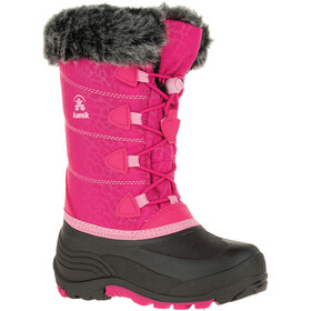 Kamik Snowgypsy 3 Winter Boots Kids black/rose